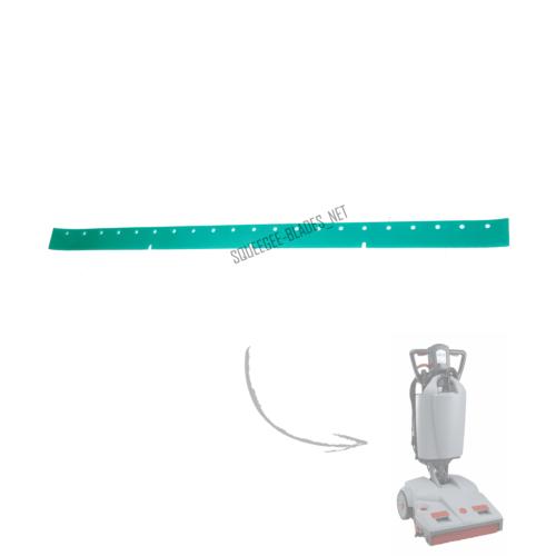 Első felszívógumi LINDHAUS LW 46 géphez (poliuretán)