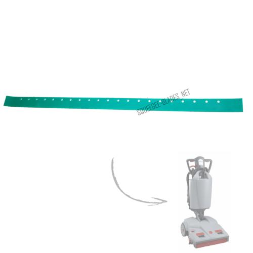 Hátsó felszívógumi LINDHAUS LW 46 géphez (poliuretán)